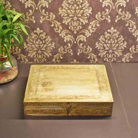 Zuri Silver Multipurpose Box
