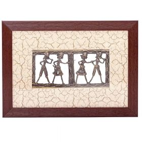 Plastic Tribal Handmade Wall Hanging Frame