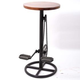 Bicycle Part Industrial Iron Stool
