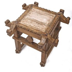 Wooden Compact Table