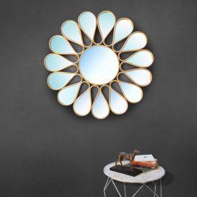Aurelia Floral Wall Mirror