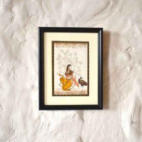 Ragini Miniature Painting VI