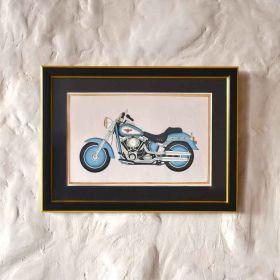 Harley Bike Painting
