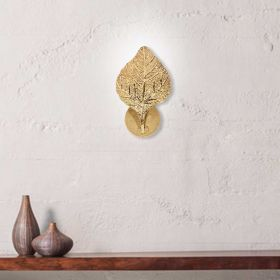 Isa Leaf Wall Sconce