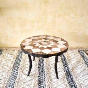 Neisha Wooden Coffee Table