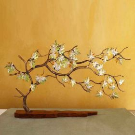 Maple Branch Table Decor
