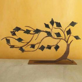 Neisha Iron Tree Showpiece