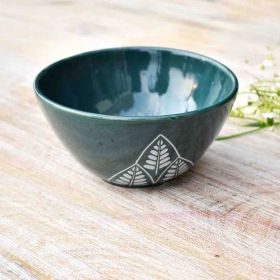 Green Condiment Bowl