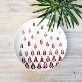 Springlife Ceramic Plate