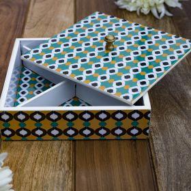 Persian Printed Multipurpose Box