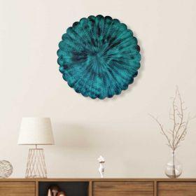 Antonia Green Iron Disc Wall Art