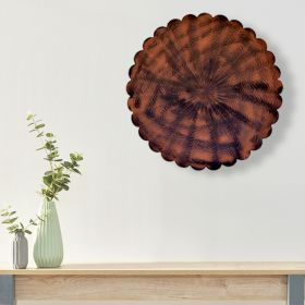 Antonia Brown Iron Disc Wall Art