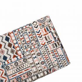 Aztec Print Mulmul Dohar