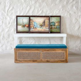 Cane Storage Bench