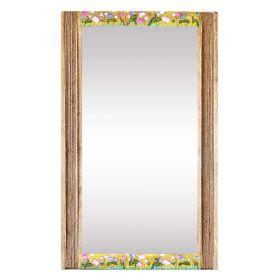 Pichwai Art Frame Mirror