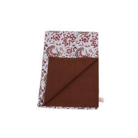 Floral Hand Block Print Table Runner