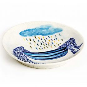 """""""Love The Nature"""" Decorative Plate Wall Art"""