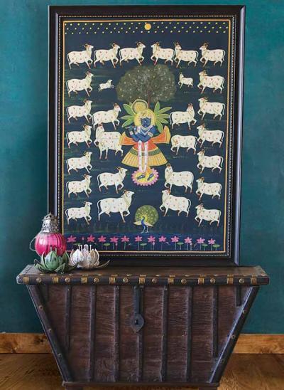 Rajasthani Paintings: The Legendry Indian Art