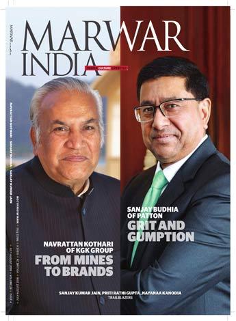 marwar magazine july Aug 2018