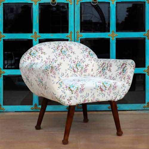 Fanusta Floral Chair