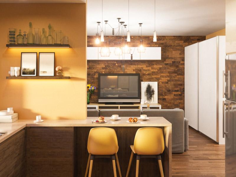 Modular Kitchen Storage